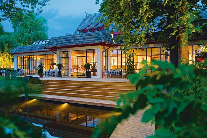 Mitten im Gurkenparadies: Bleiche Resort und Spa, Brandenburg