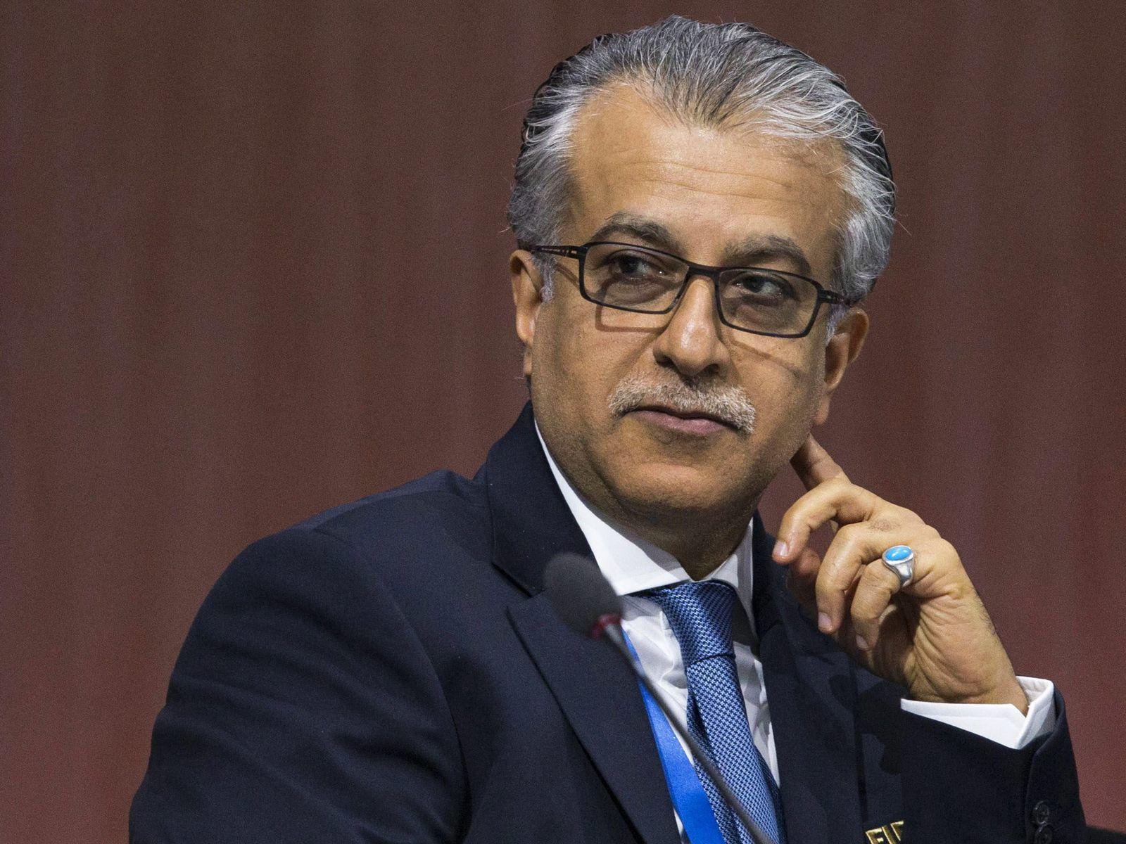 Scheich Salman bin Ebrahim al-Khalifa