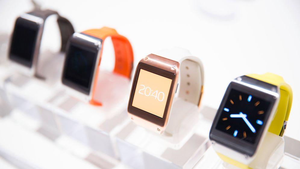 Galaxy Gear: Samsung bringt seine Smartwatch an den Start
