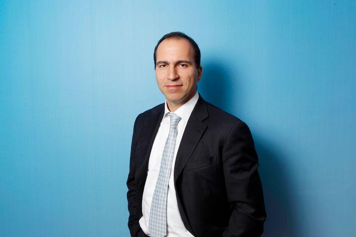 Faktor 1000: Der steigende Aktienkurs machte Expedia-Chef Dara Khosrowshahi zum US-Spitzenverdiener 2015