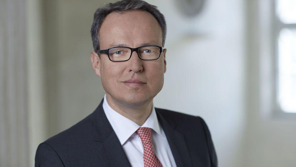 Neuer VW-USA-Chef Hinrich Woebcken: Er muss erstmal die US-Händler besänftigen - und die Justiz