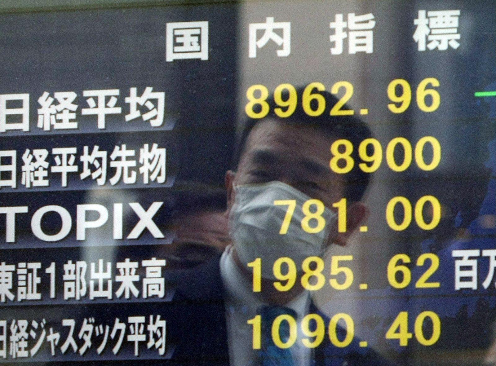 Tokio Börse