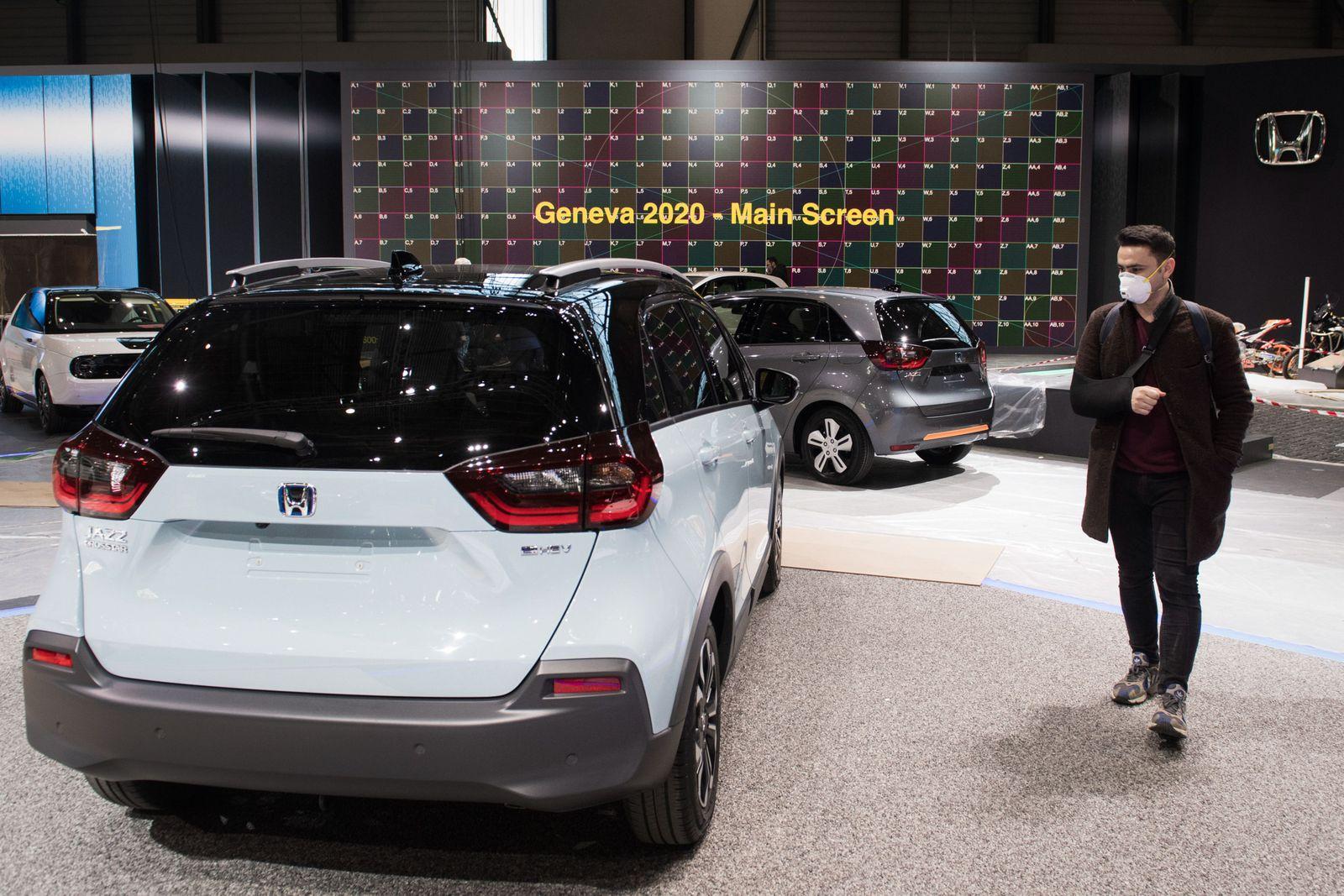 Geneva International Motor Show 2020