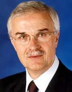 Vorstandschef Hubertus Erlen