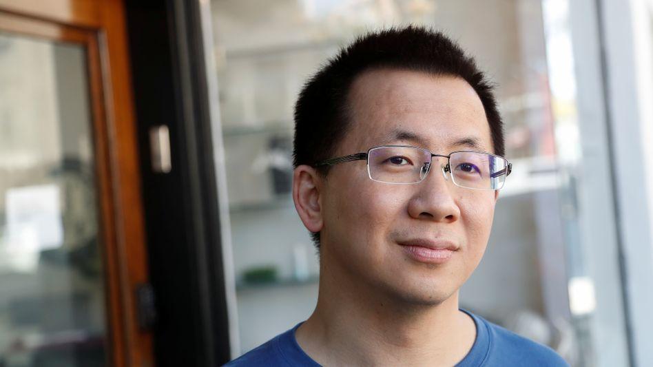 """""""Die Zeit ist nicht reif"""": Bytedance-Gründer Zhang Yiming will den Schritt an die Börse mit seinem Unternehmen lieber nicht wagen"""