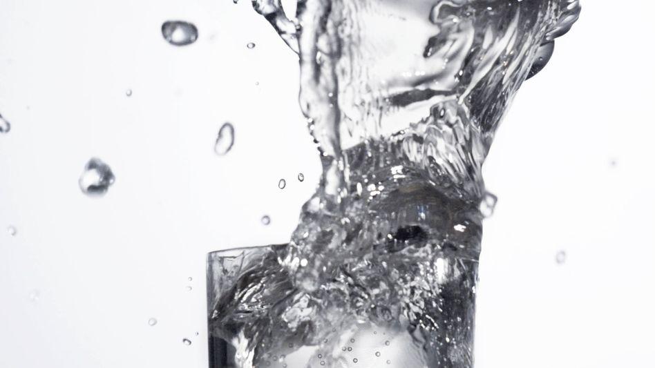 Wasser ist nicht gleich Wasser: Auch der Mineralgehalt ist wichtig.