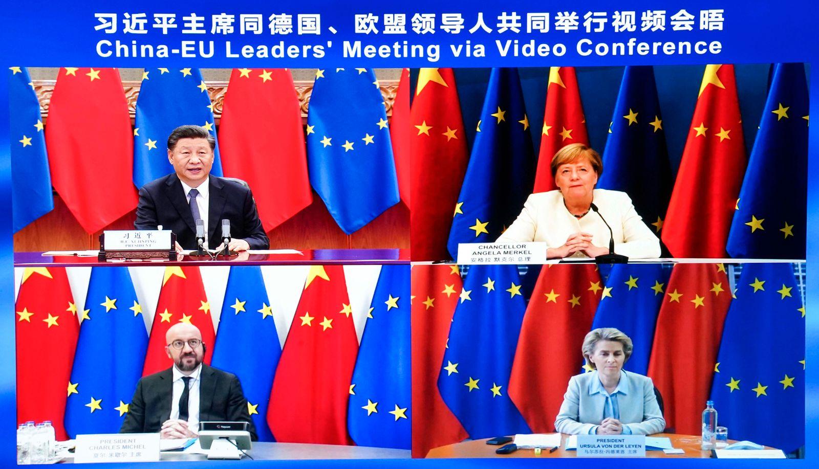 China Europe Germany