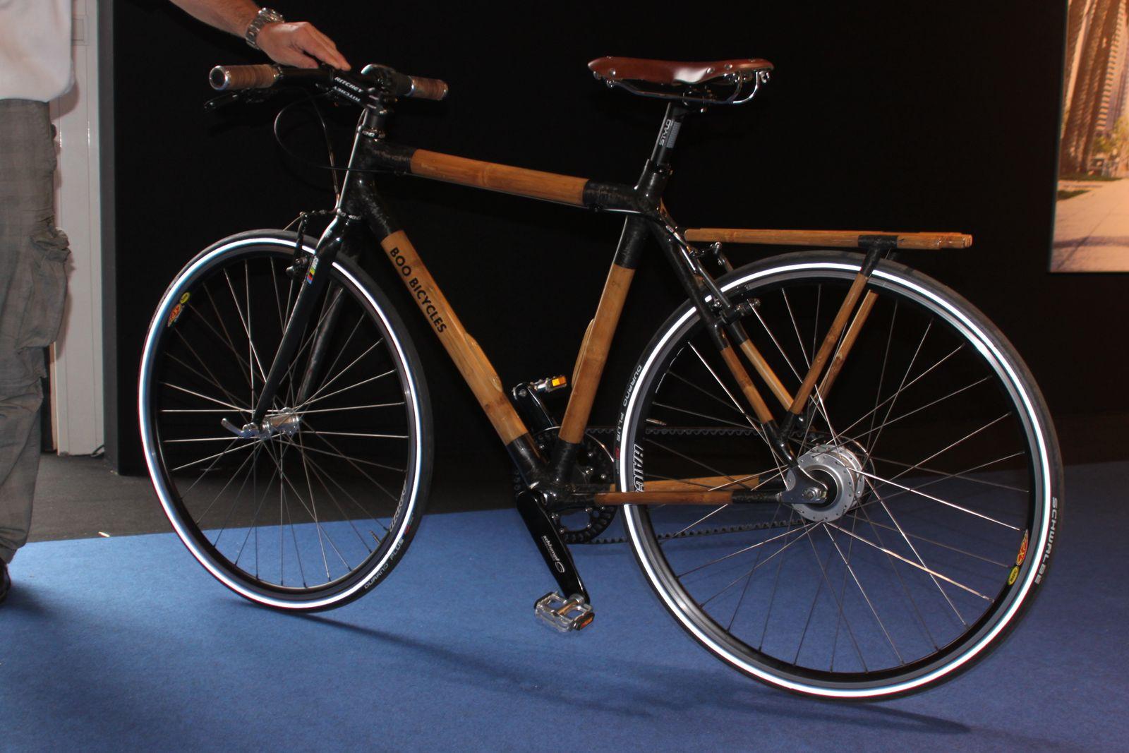 Tourenfahrrad / Haberstock und Boo bicycles