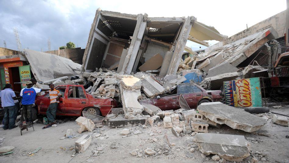 Erdbeben in Haiti: Der Inselstaat steht noch immer vor dem Nichts