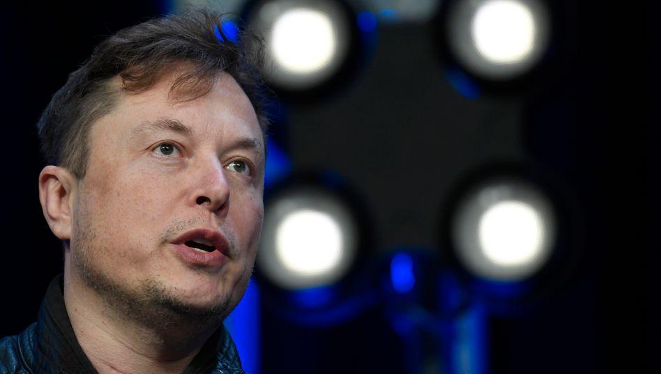 Twittert gern: Elon Musk ist seit Jahren auf Mission gegen Spekulanten