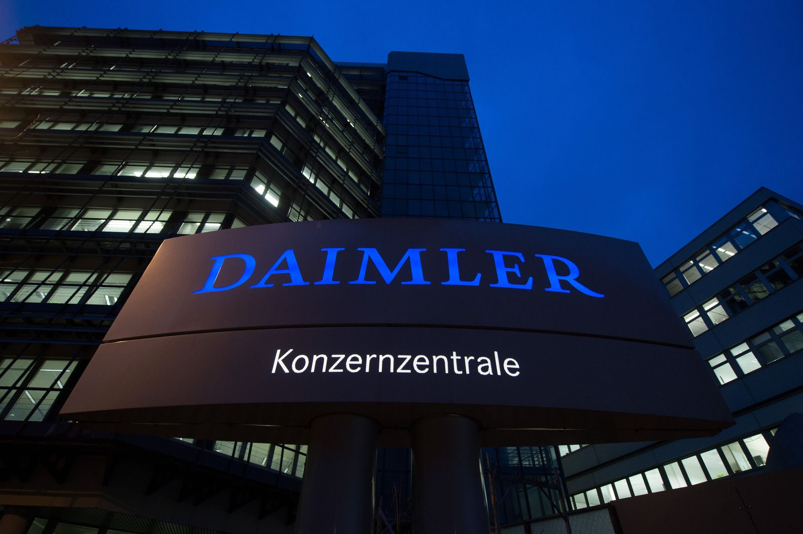 Daimler / Zentrale
