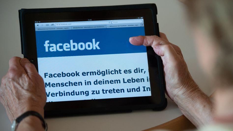 Mobile first: Facebook überzeugt vor allem mit dem Erfolg auf Smartphones und Tablets