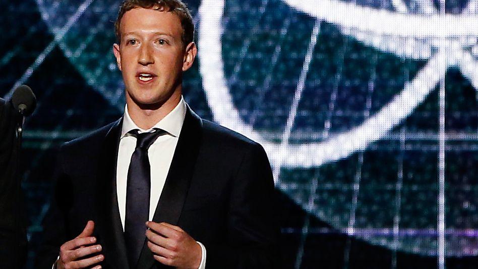Mark Zuckerberg: Das Family-Office des Facebook-Gründers setzt auf das niederländische Fintech-Start-up namens Adyen