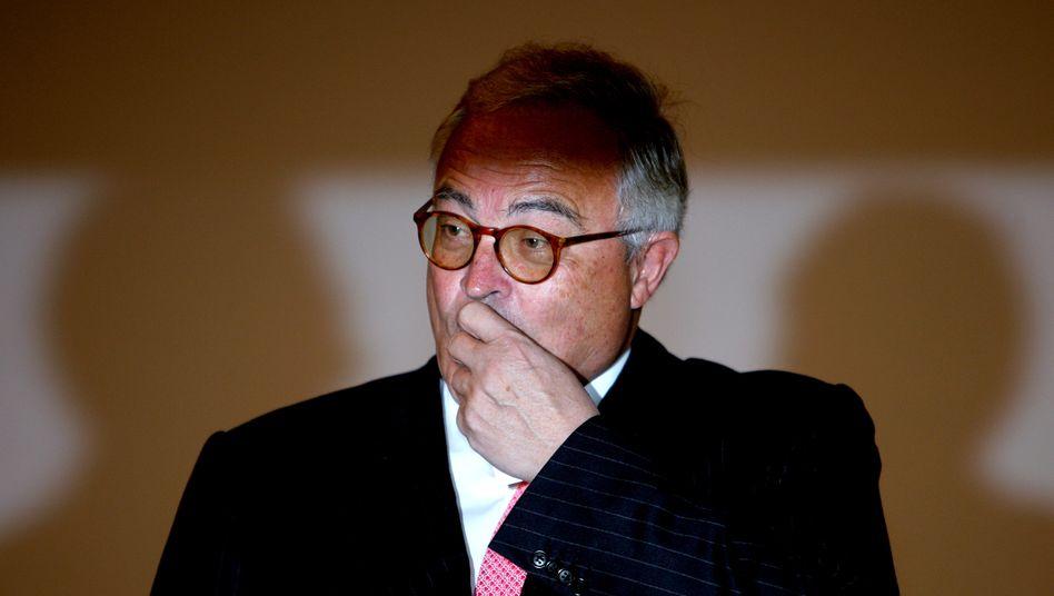 Rolf E. Breuer: Anklage wegen Prozessbetrugs