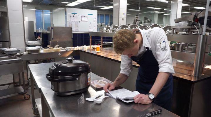 """""""Jeder kann kochen"""" ist das Motto des Autocook Pro - man muss kein Sternekoch sein. Aber man darf."""