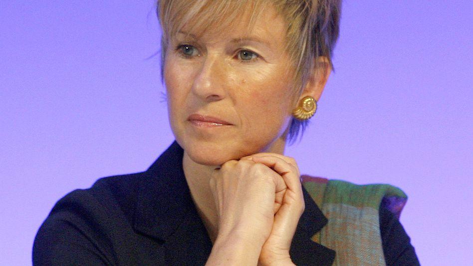 """Umstrittene Wahl: """"Gemeinsam kontrollieren Frau Klatten und BMW 44 Prozent an SGL. Das bedeutet eine klare Hauptversammlungsmehrheit"""""""