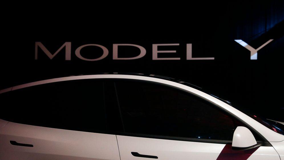 Tesla Model Y: Elon zeigt den SUV