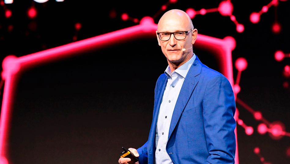 Hat noch viel vor: Telekom-CEO Timotheus Höttges arbeitet an seinem Vermächtnis