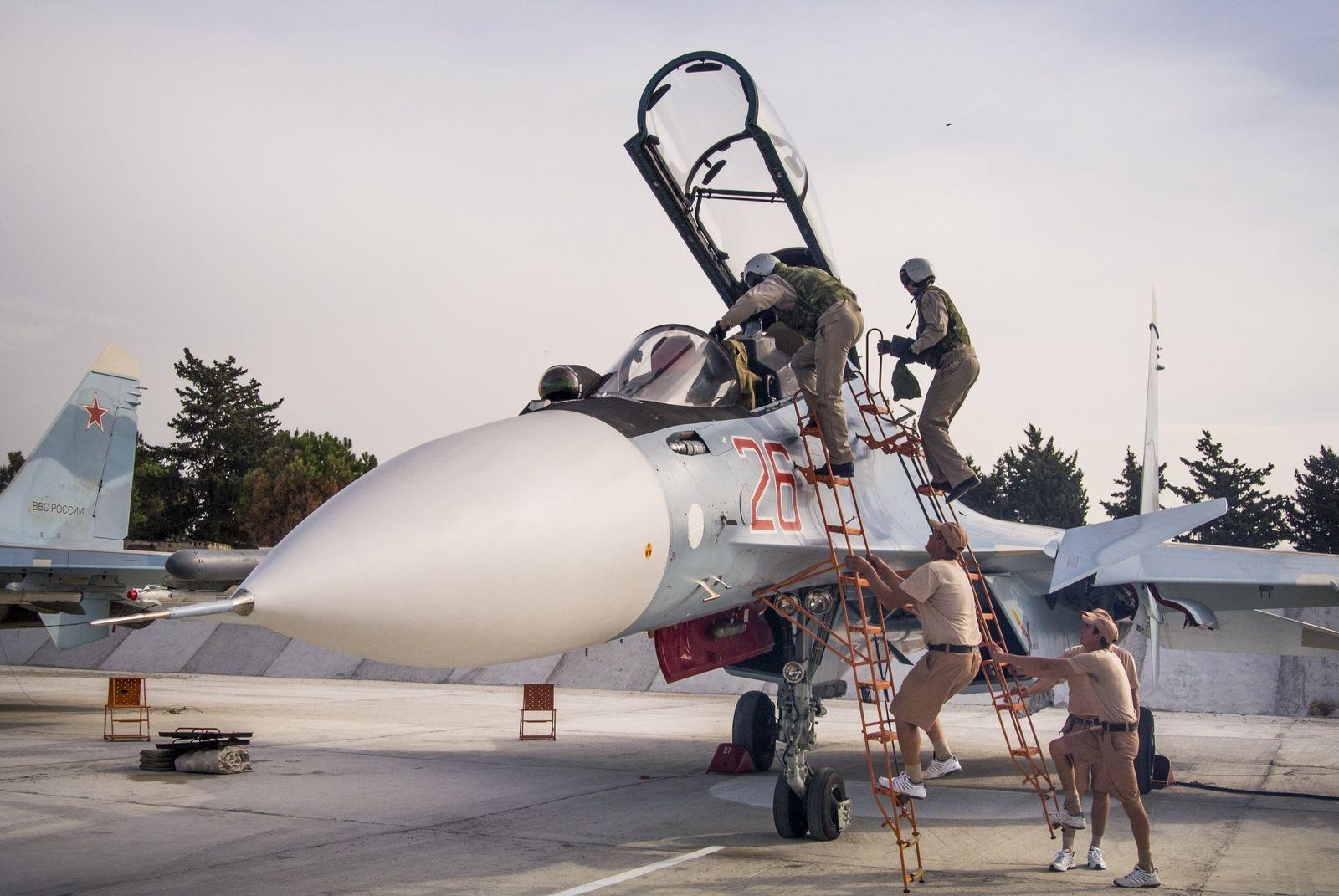 Syrien Russland