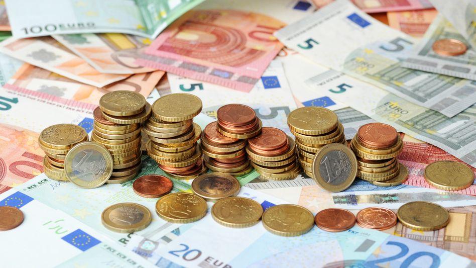 Deutschlands Schuldenberg sinkt