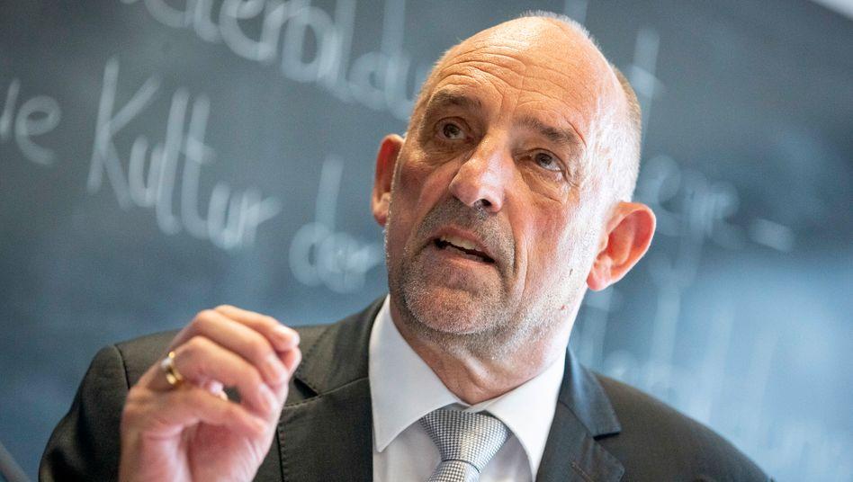 """""""Wir wünschen uns einen Zuschuss"""": Detlef Scheele, Chef der Bundesagentur für Arbeit"""