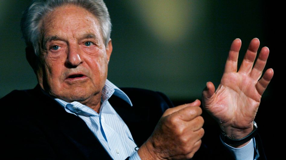 George Soros: Der Milliardär hat Verständnis für die Demonstranten vor der Wall-Street