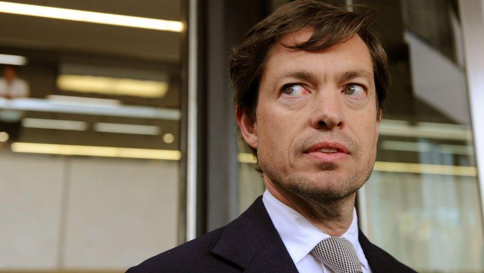 Nicolas Berggruen: Der einstige Retter von Karstadt steht in der Kritik.