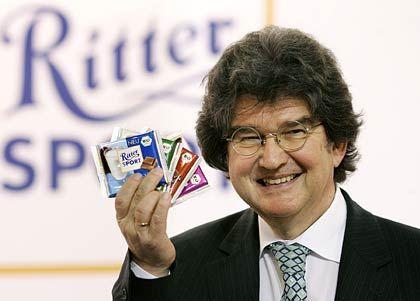 Friedensbewegt und ökobewusst: Firmenchef Alfred Ritter