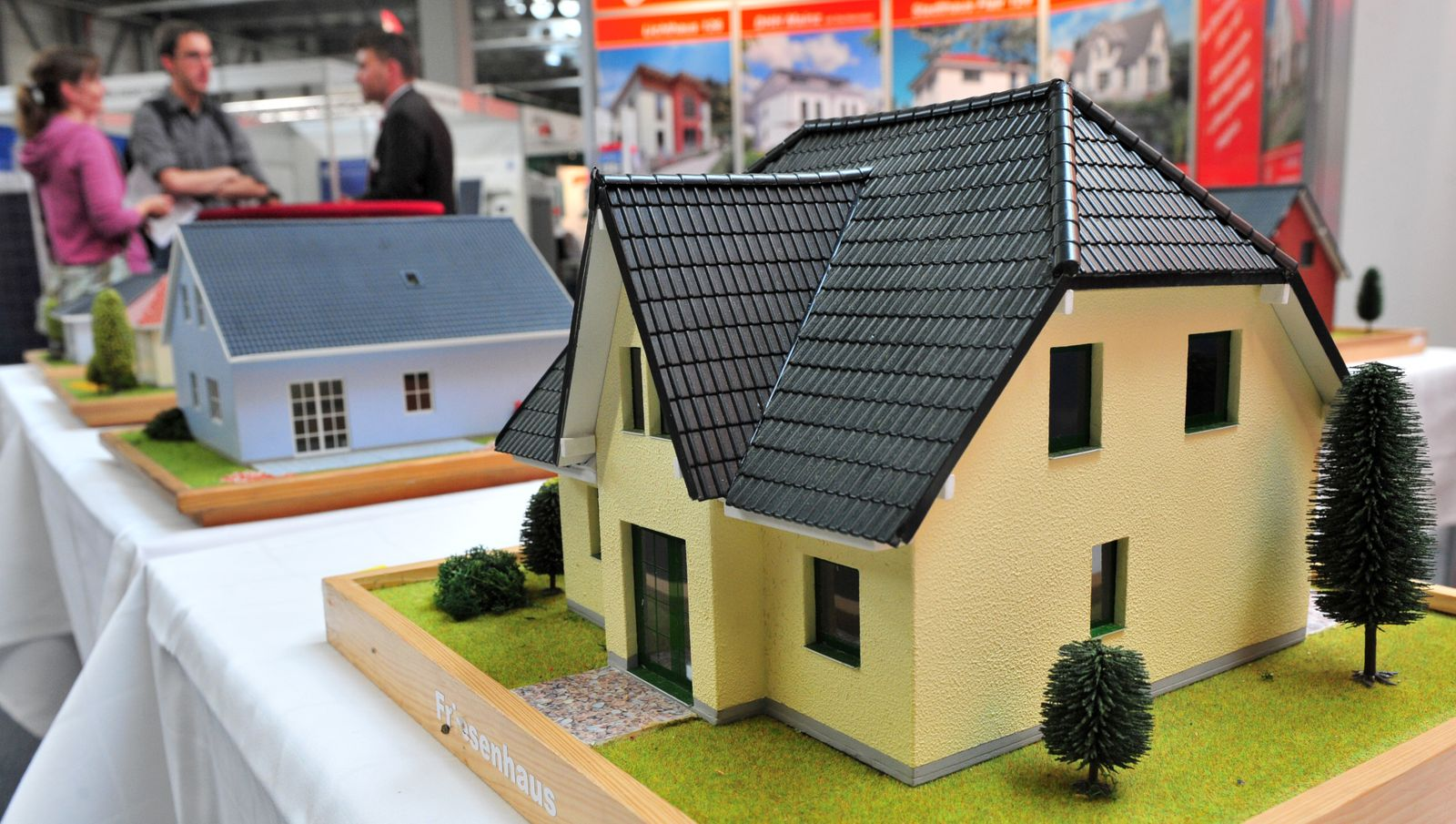 Immobilie / Hausbau / Immobilienfinanzierung