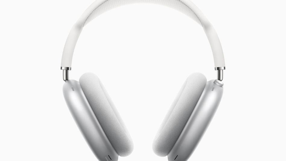 Schalen statt Stöpsel: Erstmals bringt Apple Over-Ear-Kopfhörer auf den Markt