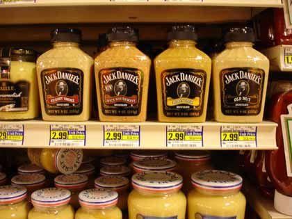 "Trend ""Markentransfer"": Jack Daniel's Mustard"