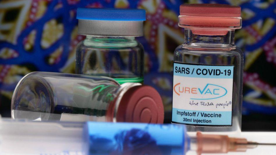 Enttäuschende Daten: Der Impfstoff von Curevac zeigt nur eine Wirksamkeit von 48 Prozent