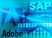 Neue Partner: Adobe-Anwendungen werden in SAP-Produkte integriert