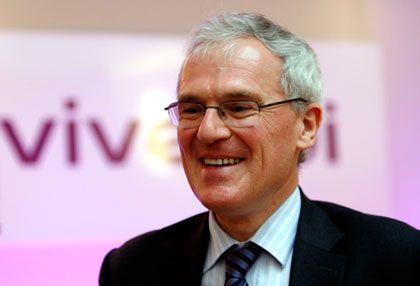 Musste von GE-Mann Immelt persönlich überzeugt werden: Vivendi-Chef Levy