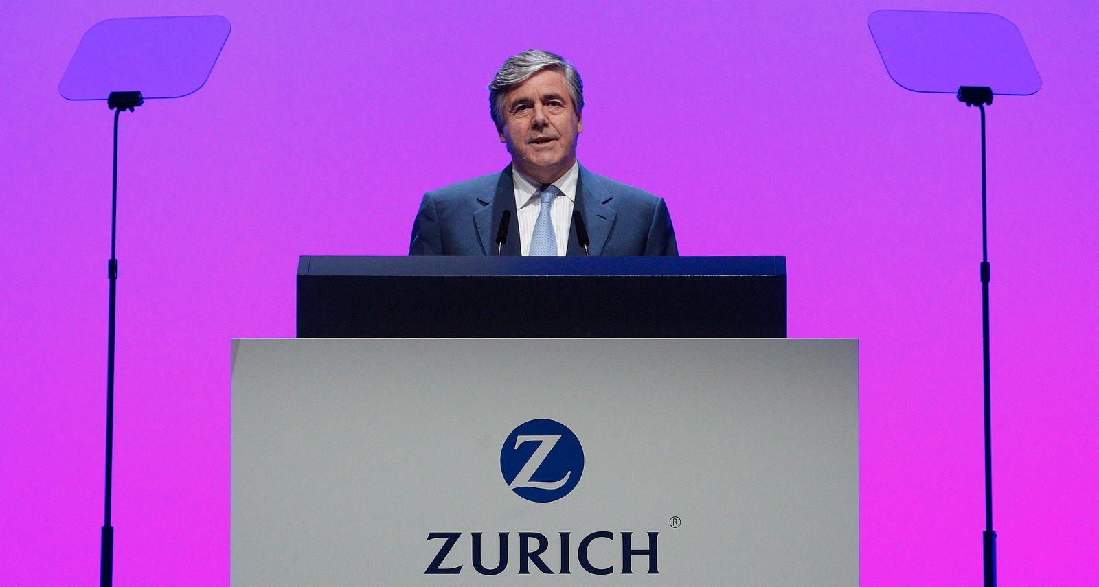 Zurich / Josef Ackermann
