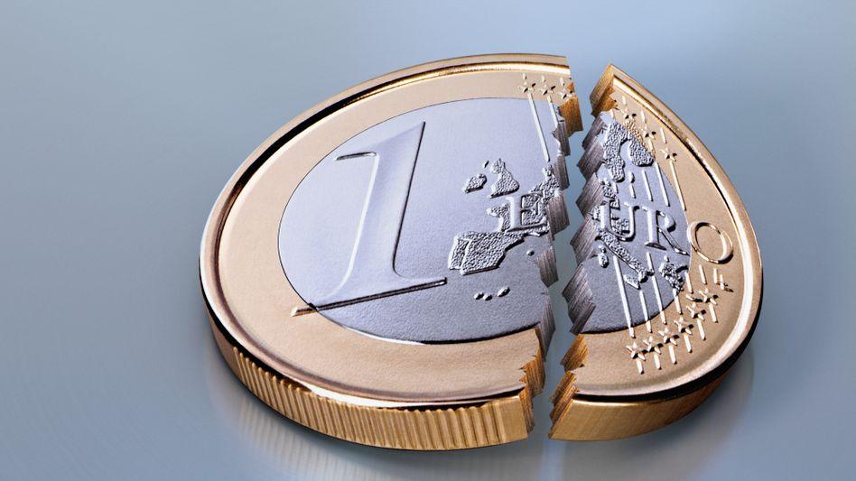 Ende der Währungsunion: Was lange als undenkbar galt, ist nun ein mögliches Szenario