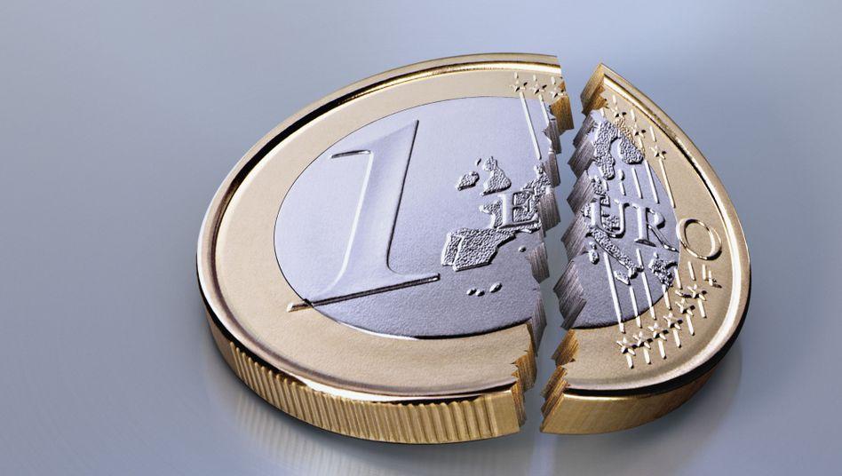 Angeschlagen: Zerbricht Europa und damit auch die Währungsunion auseinander