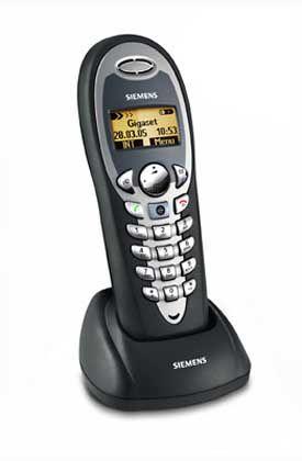 Gigaset S35: Erstes potenzielles W-Lan-Handy aus dem Hause Siemens