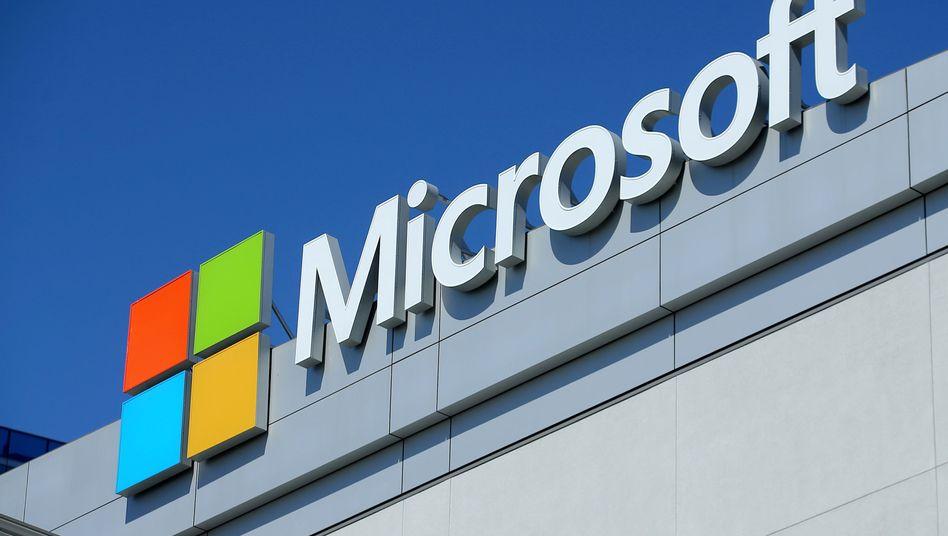 Microsoft profitiert vom Cloud-Geschäft