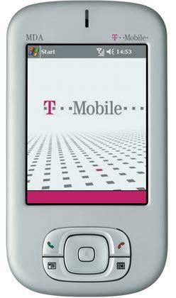 Blasse und unscharfe Fotos: MDA Compact von T-Mobile