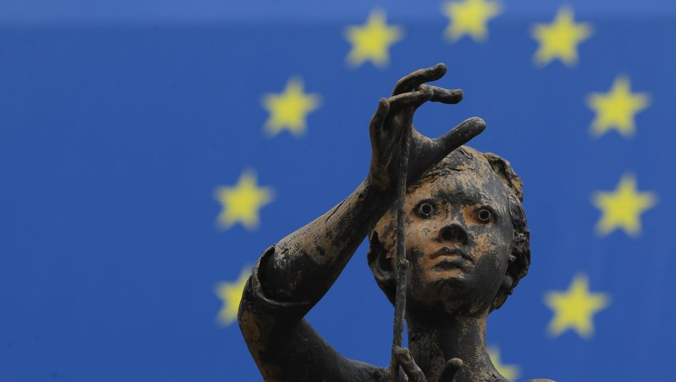 Ende einer Ära? Auf dem EU-Gipfel in Brüssel geht es um die Zukunft des Euro