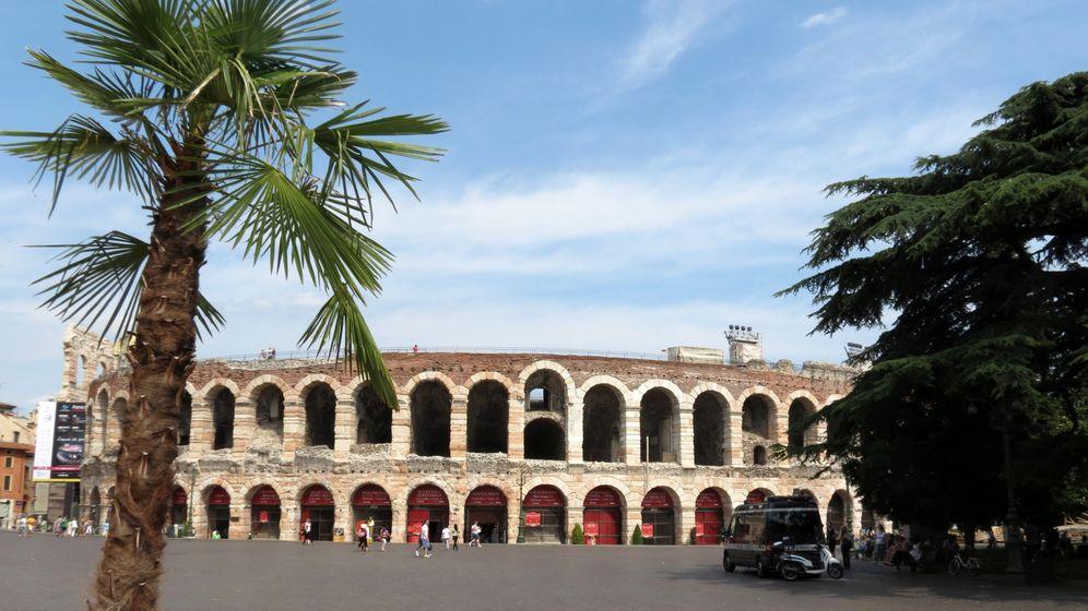 Verona feiert Verdi: 100 Jahre große Oper unter Sternenhimmel