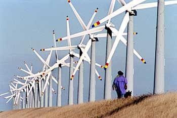 Streitpunkt Fördermilliarden: Am Nutzen der erneuerbaren Energien zweifelt keine der Parteien