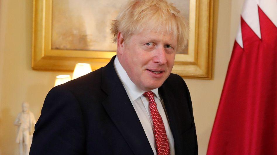 Boris Johnson: Durchbruch? Eher nicht