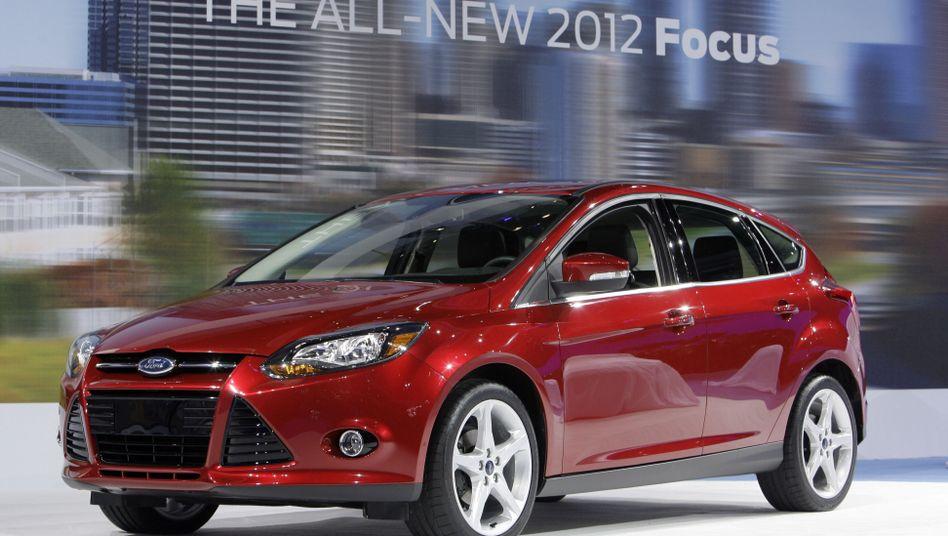 Gefällt auch den Europäern: Der Ford Focus