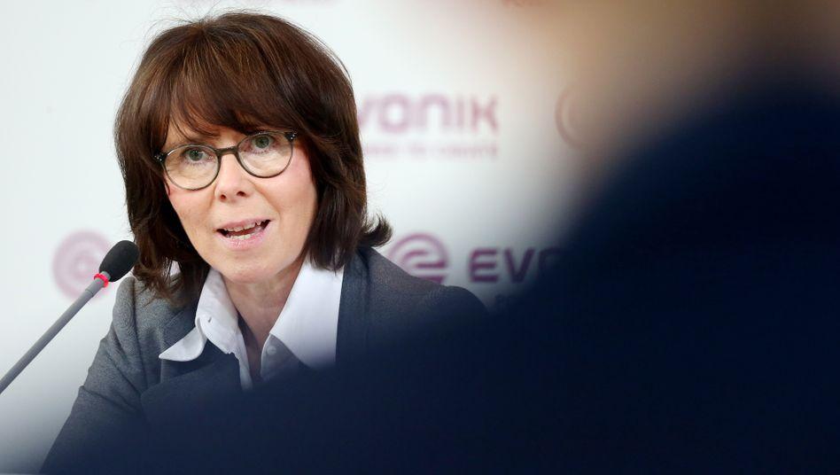 Für Evonik-Finanzchefin Ute Wolf war der Mauerfall auch in Sachen Karriere ein Befreiungsschlag