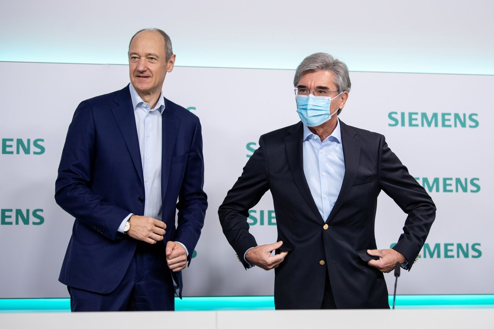 German engineering company Siemens releases its fiscal Q4 and full-year results