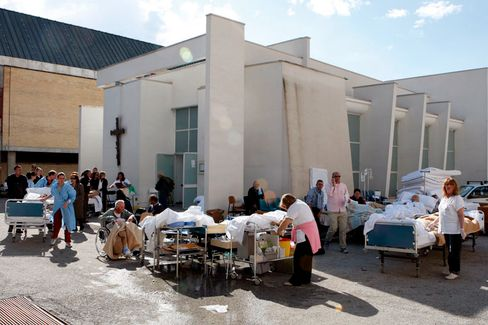 Erdbeben in Mittelitalien: Viele Tote, unzählige Verletzte