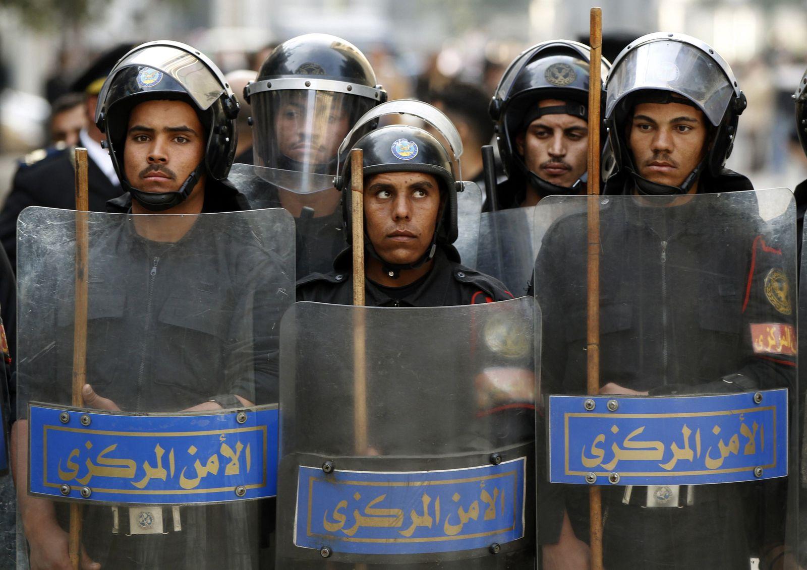 Ägypten / Proteste