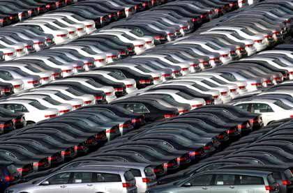 Käuferstreik: Die Zahl der Neuzulassungen ist 2007 stark zurück gegangen